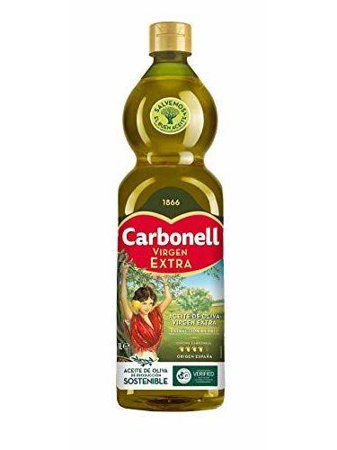 Carbonell Olio Extravergine Di Oliva 1 Litro (pack 3)
