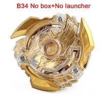 Последние Beyblade Burst оптом золото гироскоп Металл Fusion высокая производительность без пускового устройства Bayblade лезвия для ребенка подарок