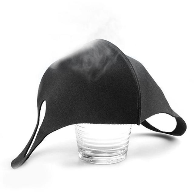 Anti Pollution Mask Dust Respirator Washable Reusable Masks Healthy Air Filter Antivirus Antibacterial 3