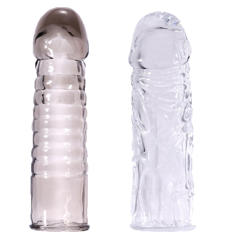 Удлинитель для пениса многоразовый стимулятор пенис Задержка эякуляции частицы для взрослых секс-игрушки для мужчин