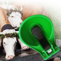 Free Shipping Selling Models Cow Sheep Pig Water Bowls Animals Drinking Tool Amniotic Fluid Cup Farm Equipment Wholesale 5
