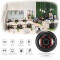 IP камера Мини Wifi камера с инфракрасным ночным видением 2-полосный аудио трекер движения для домашней безопасности Детский Монитор V380