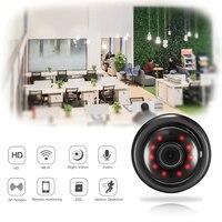 IP Kamera Mini Wifi Kamera mit Infrarot Nachtsicht 2 Weg Audio Motion Tracker für Home Security Baby Monitor V380