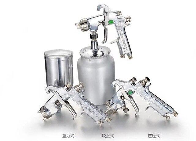 Japón ifata baja presión ANEST ifata W-200-122-p reparación de coches tipo de gravedad de baja presión PISTOLA DE PULVERIZACIÓN lateral