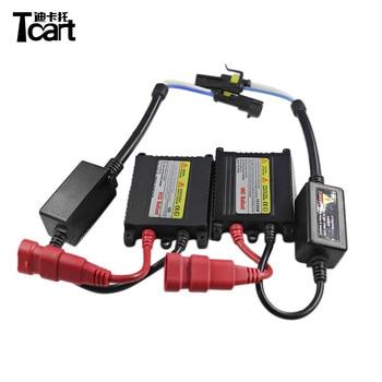 Tcart H4 h13 9004 9007 5012 HID Slim Ballast H4 S9 Bixenon Hi Lo Beam H/L 35/55 Watt HID Xenon Kit