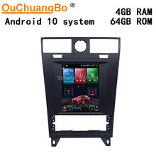 Ouchuangbo Android 10 GPS Radio Stereo Head Units For Lincoln Navigator 2005-2009 With 8 Core 4GB 64GB CarPlay