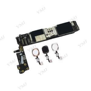 Image 3 - Dành Cho iPhone 6 4.7 Inch Ban Đầu Mở Khóa Bo Mạch Chủ Có/Không Có Cảm Ứng ID,100% Dùng Chung Cho iPhone 6) Chính Hãng 16GB / 64GB / 128GB