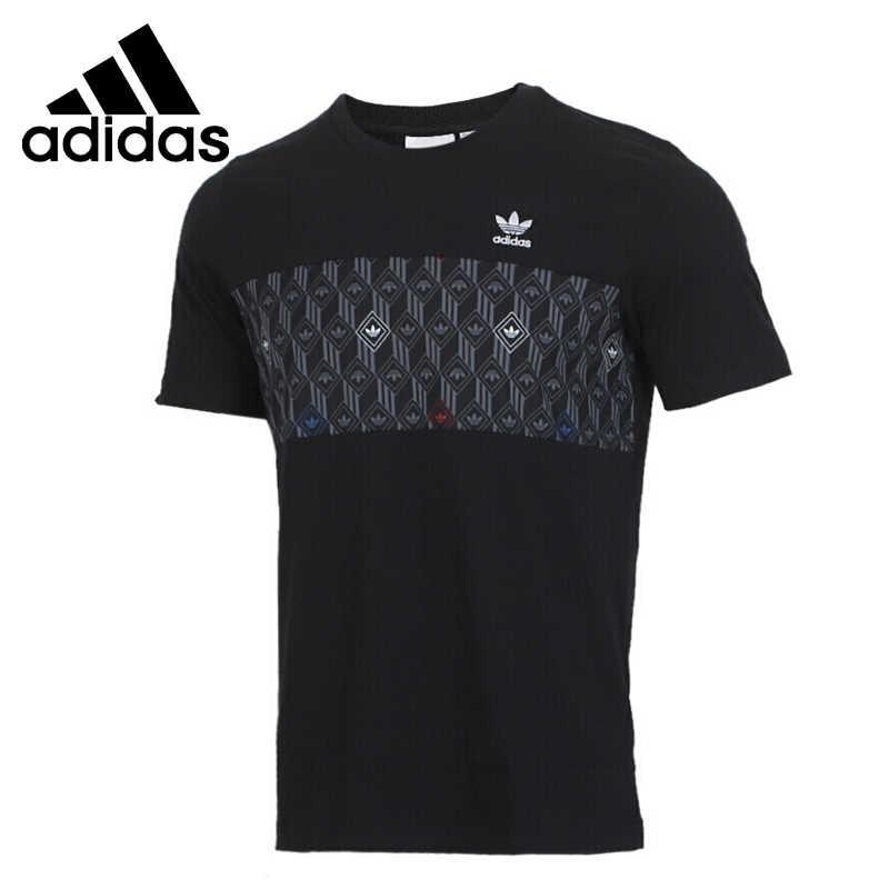 Original New Arrival Adidas Originals MONO TEE 2T Men's T-shirts short sleeve Sportswear