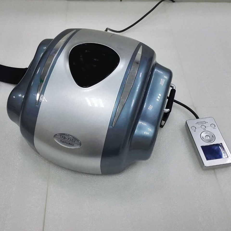 Abdominal Massage Therapy with Tubo Health Care Apparatus for Ovarian Care and Detoxification Machine for Abdominal Weight Loss