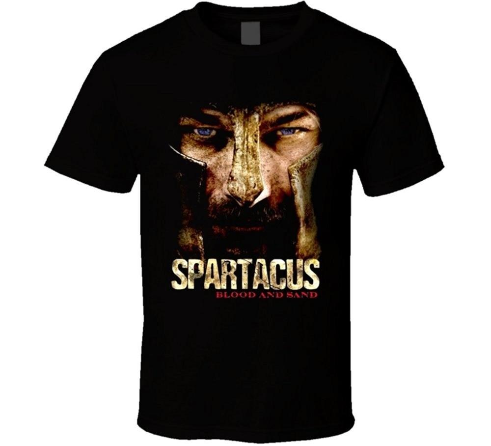 LUDUS BATIATUS SPARTACUS GIRLIE SHIRT Sanguis Et Gloria TV Spartakus Serie NEW