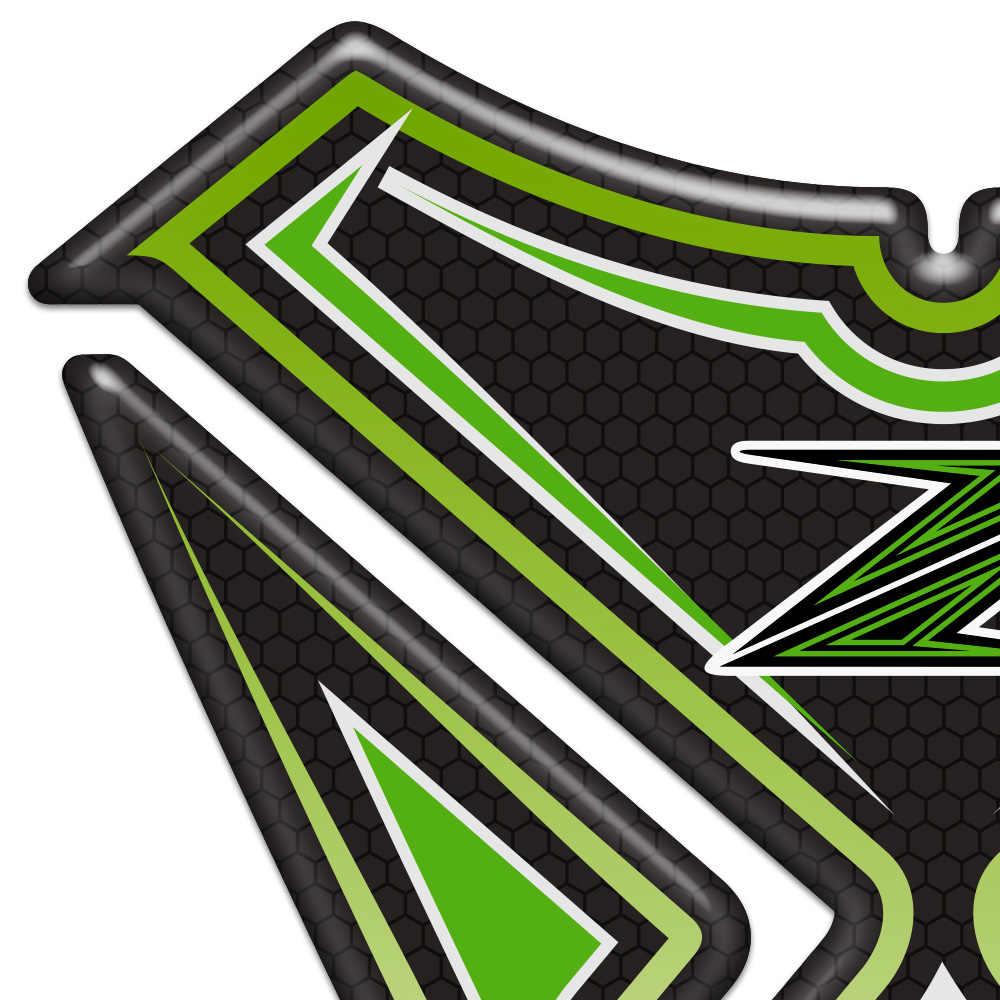 Adesivo de decalque para kawasaki, emblema z para capacete abs 2019 2020 z125 z400 z650 z750 z800 z900 z1000 h2 h2r z900rs almofada do tanque do pára-brisa
