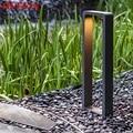 OUFULA Modern Lawn Light Aluminum Waterproof IP56 LED Lamp Creative Decorative For Garden Villa Duplex Park