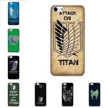 Аниме «атака титановых крыльев свободы», флаг для Huawei Honor 4C 5A 5C 5X 6 6A 6X 7 7A 7C 7X 8 8C 8S 9 10 10i 20 20i Lite Pro(China)