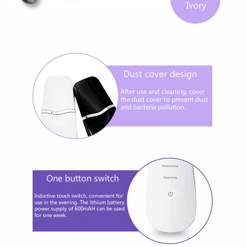 Купить ультразвуковое очищающее средство для кожи очиститель пилинг