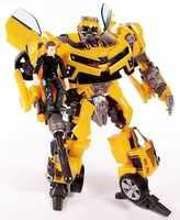 Transformation Roboter Human Alliance Bumblebee Und Sam Action-figuren Spielzeug Für Klassisches Spielzeug Anime Figur Cartoon Jungen Spielzeug