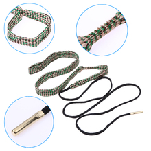 Rope-Brush Boresnake Gun-Accessories Cleaning-Rope for Hunting Outdoor G04 1pcs 30-Cal