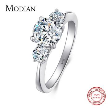 2018 New 2Ct 925 Sterling Silver Ring for Women Ten Hearts CZ Wedding Ring Brand O anillos anel aneis Crystal Wholesale Jewelry hongclub 2017 new s990 sterling silver ring men jewelry magpie flower wedding brand ring women gift fine jewelry wholesale r18