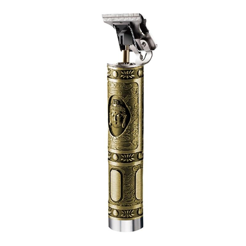 kemei aparador de cabelo recarregavel eletrica maquina 04