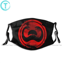 Face-Mask Barbarian Conan Doom Snake Funny 2-FILTERS Mouth Adult Fashion Cult with