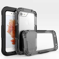 Resistente al agua funda para Samsung Galaxy S7 borde S8 más a prueba de agua buceo teléfono casos para Iphone 11Pro Max X XR XS Max 8 7 6 6s Plus