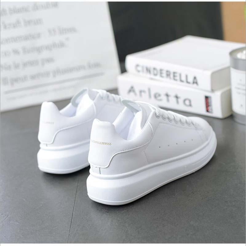 Top Quality Men's Sports White Shoes Women 4