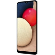 Смартфон Samsung Galaxy A02s 3/32Gb White (SM-A025FZWESER)