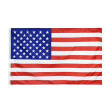 Johnin enorme bandeira americana, 5x8 pés de estrelas e listras estados unidos eua eua