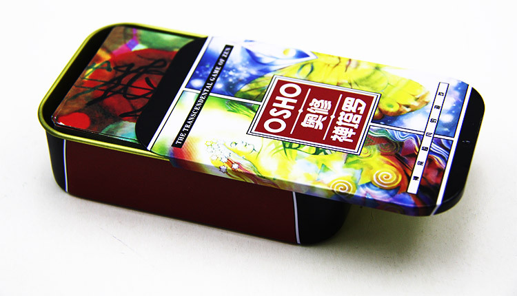 The Osho Tarot Cards 78Pcs Factory Made High Quality Tarot Card With Colorful Box, Cards Game, Board Game
