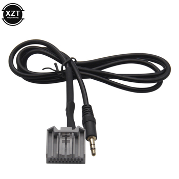 3.5mm Audio Car GPS Cable AUX Adapter For Honda Civic 2006-2013 Input Connector image