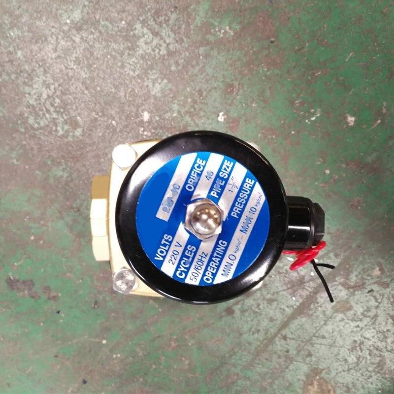 Electric Solenoid Valve 2w-40
