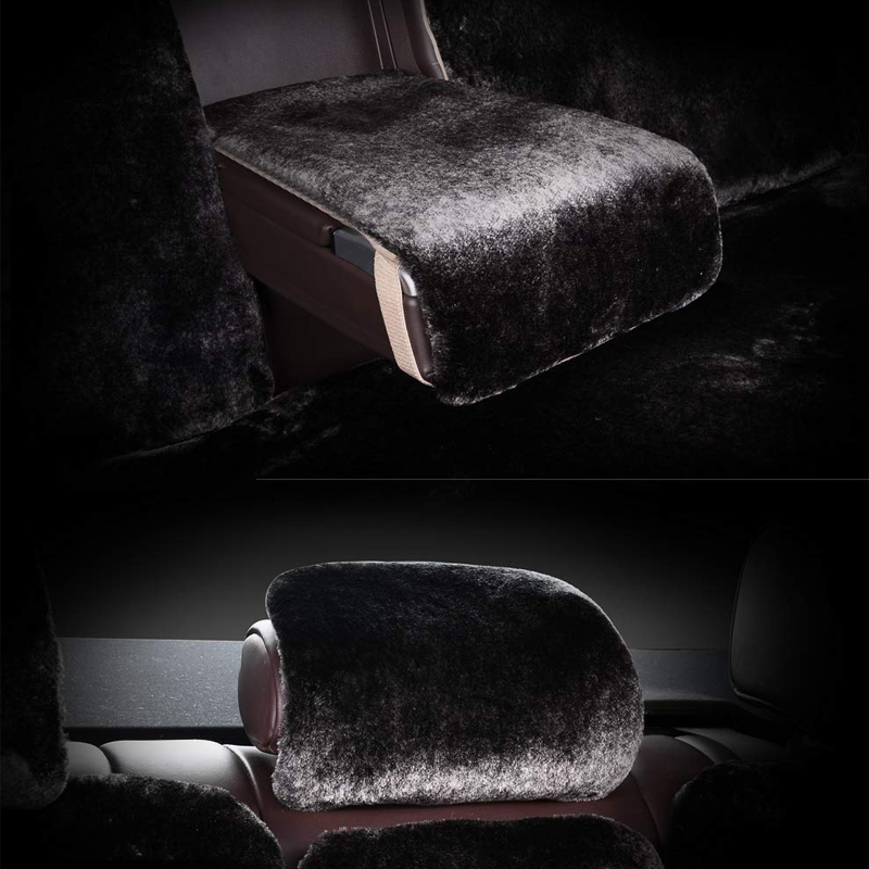 Image 5 - Подушка для автомобильного сиденья австралийская шерстяная подушка новый плюшевый автомобильный коврик зимняя подушка для сиденья Меховой чехол для сиденьяЧехлы на автомобильные сиденья    АлиЭкспресс