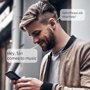 Image 3 - Baseus W01 TWS אמיתי אלחוטי Bluetooth אוזניות 5.0 חכם אלחוטי אוזניות עם מיקרופון 6D סטריאו קול אוזניות אוזניות עבור טלפון