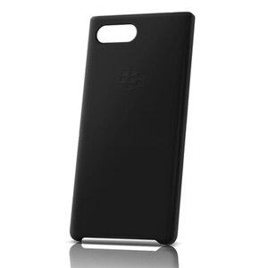 Image 3 - Original silicone caso de volta para blackberry key2 silicone tpu capa traseira macia para blackberry key 2 novo