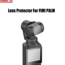 STARTRC Camera Lens Protector for FIMI Palm Gimbal Camera Anti Scratch Anti Crack HD Tempered Glass Lens Film Protector 2SET