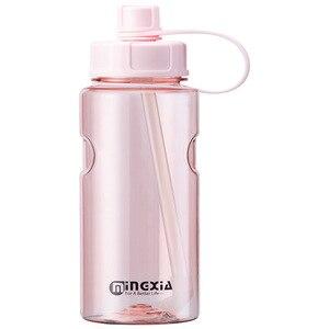 Image 2 - Heißer Verkauf Im Freien Große Kapazität Sport Wasser Flaschen Tragbare Klettern Fahrrad Wasser Flaschen BPA FREI Trinken Reise Flasche