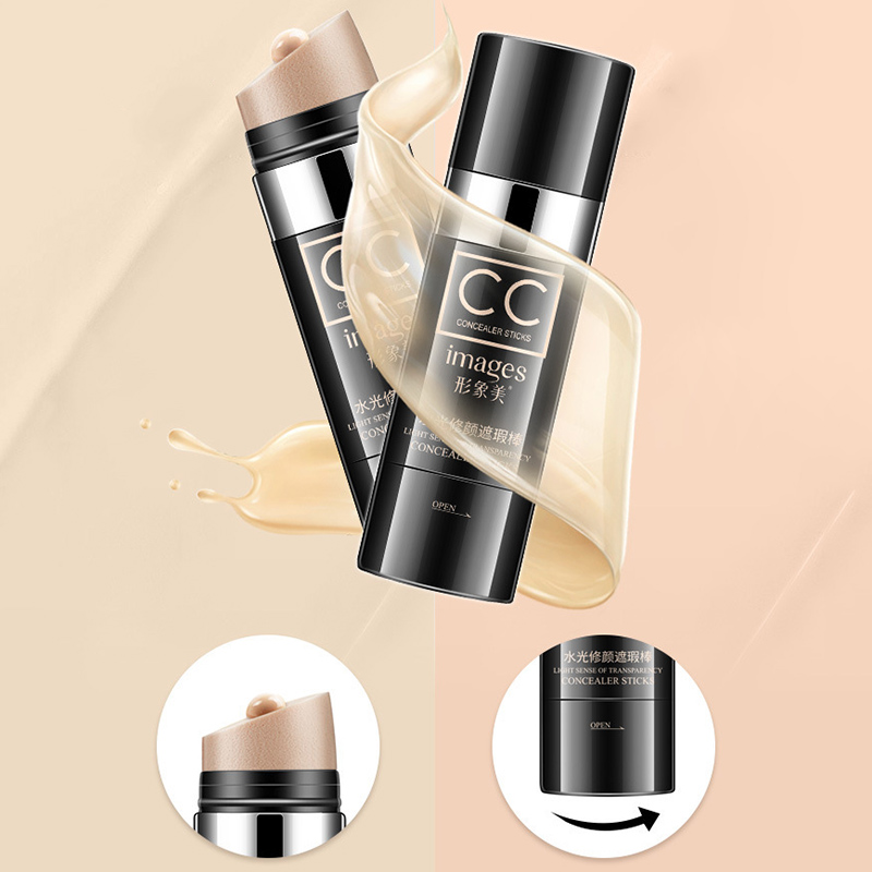 New Face Air Cushion CC Concealer Stick Makeup Cover Up Waterproof Whitening Foundation SCI88 image