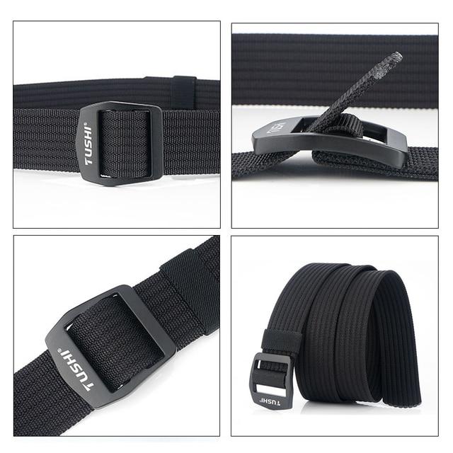 Canvas Adjustable Belt 6
