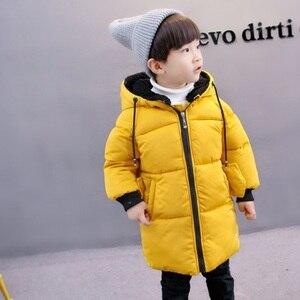 Image 5 - CROAL CHERIE chaquetas para niños, abrigo de piel para bebés niñas, abrigos de invierno, ropa de lana para niñas, Parkas de invierno con orejas de oso