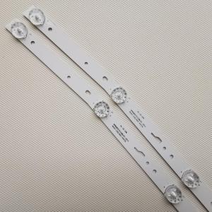 Image 4 - 1 set = 2pcs nuova led 백라이트 스트립 JS D JP3220 061EC XS D JP3220 061EC e32f2000 mcpcb