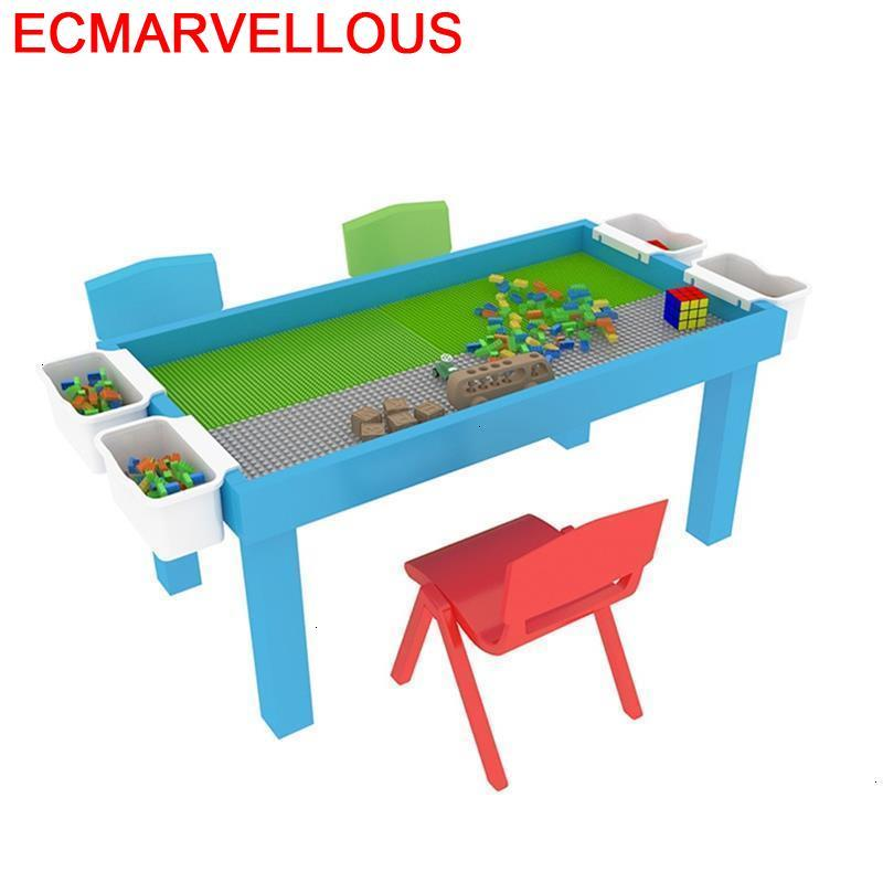 De Estudo And Chair Kids Play Baby Study Escritorio Game Kindergarten Mesa Infantil Kinder Bureau Enfant Children Table