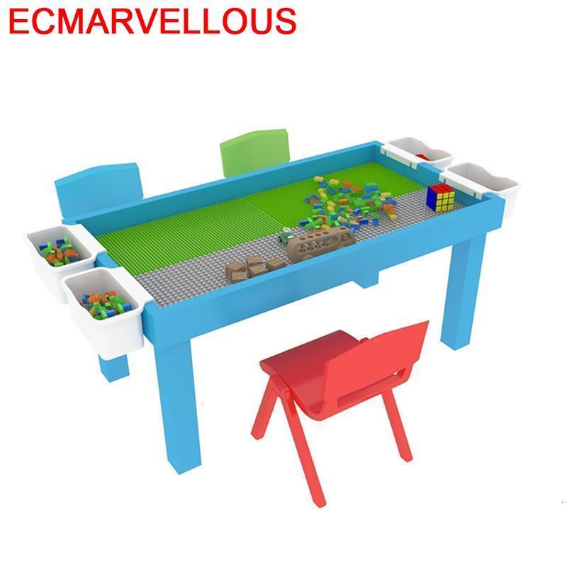 De Estudo And Chair Kids Play Baby Study Escritorio Game Kindergarten Mesa Infantil Kinder Bureau Enfant Children Table