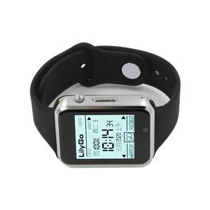 Image 2 - LILYGO®TTGO T Watch 2020 ESP32 الشريحة الرئيسية 1.54 بوصة تعمل باللمس للبرمجة يمكن ارتداؤها التفاعل البيئي