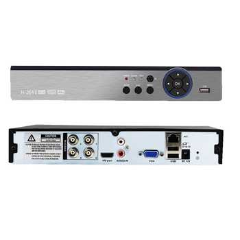 4 channel DVR 5M-N Hybird NVR H.265 5 in 1 CCTV Video Recorders For 5MP AHD/CVI/TVI/CVBS/IP Camera