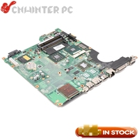 NOKOTION 504640 001 482867 001 For HP Pavilion DV5 DV5 1000 Series laptop Motherboard PM45 DDR2 free cpu
