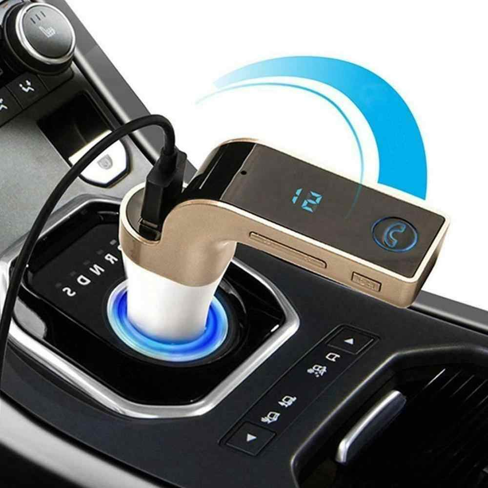 MP3 Player Bluetooth FM Transmitter Bluetooth Mobil Kit Handsfree FM Transmitter Radio MP3 Player USB Charger