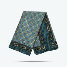 Holland wax 100% cotton high quality TisSU 6 yards top quality genuine original Wax Ankara fabric