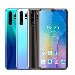 P30 PRO 4G Smartphone Quad Core 2GB RAM 32GB ROM 6.26 Inch Waterdrop Screen Android 6.0 Mobile Phone Dual Nano SIM 3000MAh EU Pl