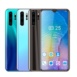 P30 PRO 4G Smartphone Quad Core 2GB RAM 32GB ROM 6,26 Zoll Wassertropfen Bildschirm Android 6.0 Handy dual Nano SIM 3000MAh EU Pl