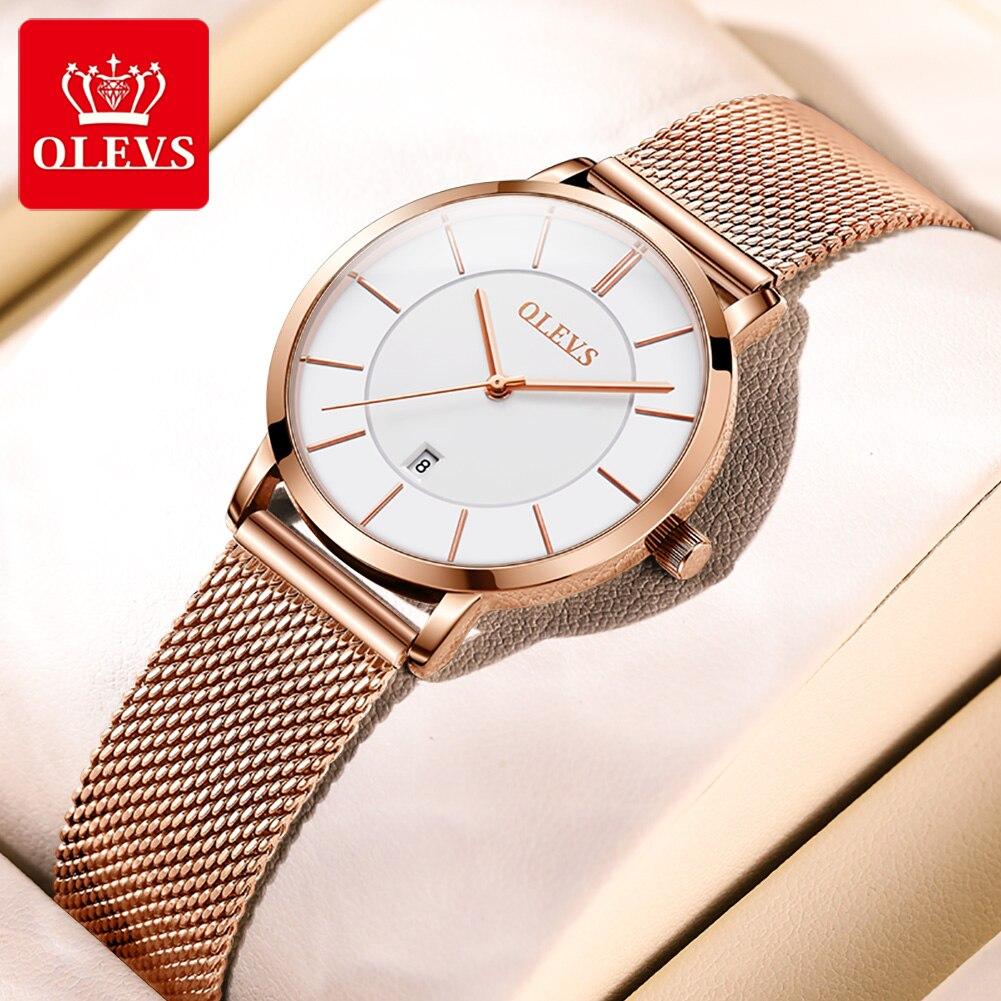 Gold Watches For Women Luxury Diamond Brand Fashion Designer Ladies Watch Female Clock Fashion Quartz Wristwatch Stainless Steel