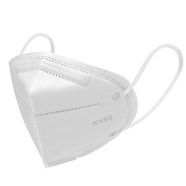 Reusable KN95 Mask - Proof Flu Face Mask N95 Protection Face Mask FFP1 FFP2 FFP3 Mouth Cover Pm2.5 Dust Masks 6 Layers Filter 5